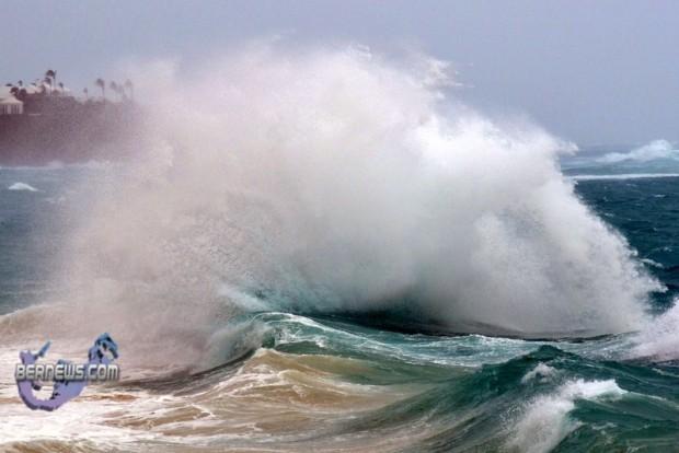 bermuda ocean ts maria 2011