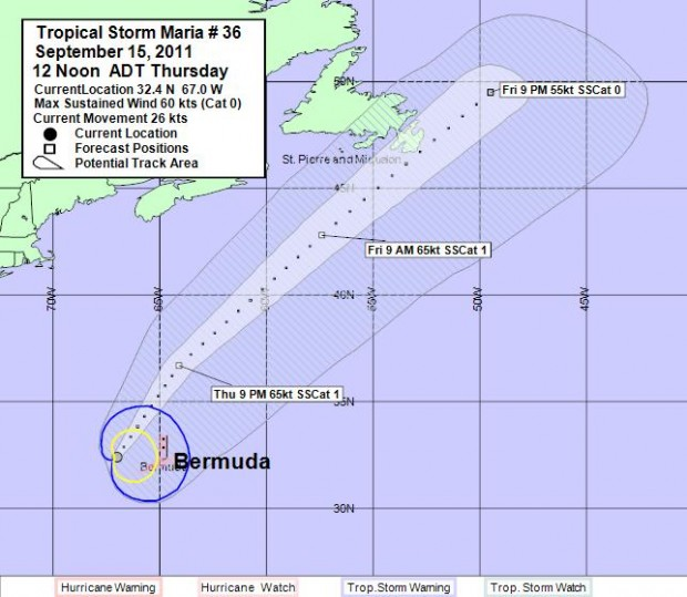 bwswtnt241200 Bermuda 2011