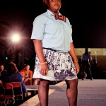 CBA Fashion Conscious Show CedarBridge Academy  Bermuda October 15 2011-1-14