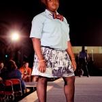 CBA Fashion Conscious Show CedarBridge Academy  Bermuda October 15 2011-1-14