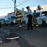 Car Van Accident Pembroke Bermuda October 17 2011-1-8