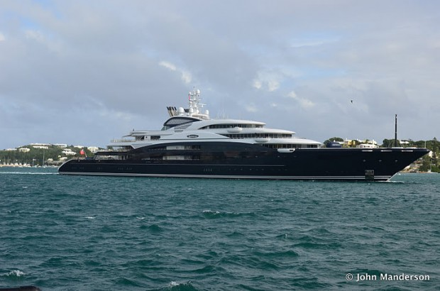 Who Owns Serene Yacht http://bernews.com/2011/11/100-million-mega-yacht-in-bermuda/