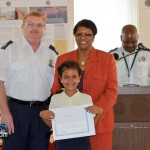 Fire Prevention Week Closing Ceremony Bermuda November 4 2011-1-12