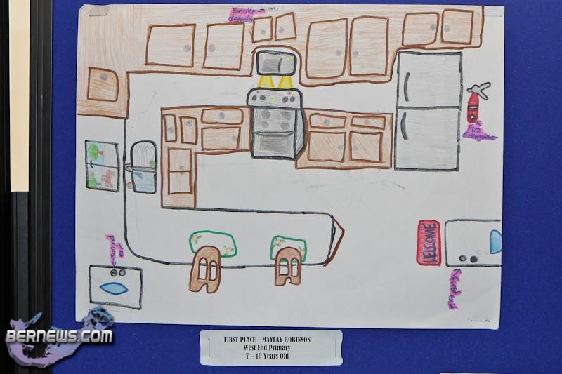 Public education: fire prevention week   ralph hudgens