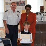 Fire Prevention Week Closing Ceremony Bermuda November 4 2011-1-6