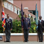 Remembrance Day Observation St George's Bermuda November 12 2011-1