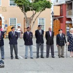 Remembrance Day Observation St George's Bermuda November 12 2011-1-3