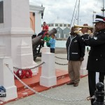 Remembrance Day Observation St George's Bermuda November 12 2011-1-31