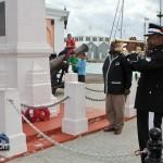 Remembrance Day Observation St George's Bermuda November 12 2011-1-31