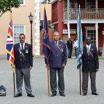 Remembrance Day Observation St George's Bermuda November 12 2011-1-4