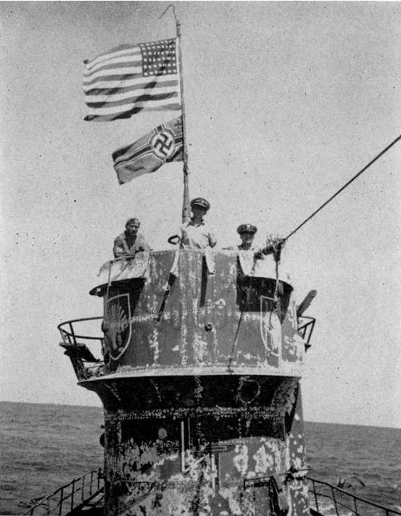 US Vet Recalls U-Boat Brought To Bermuda - Bernews