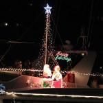 2011 Boat Parade Hamilton Harbour Bermuda December 10 2011-1-5