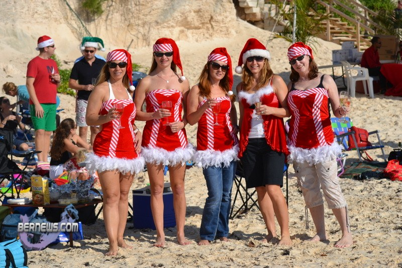 2011 elbow beach bermuda xmas 5 - 12 Ghetto Days Of Christmas