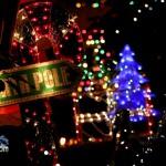 Christmas Decorations Lights Lighting Bermuda December 2011-1-12