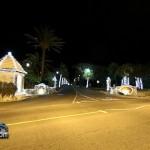 Christmas Decorations Lights Lighting Bermuda December 2011-1-14