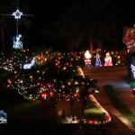 Christmas Decorations Lights Lighting Bermuda December 2011-1-18