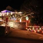 Christmas Decorations Lights Lighting Bermuda December 2011-1-20
