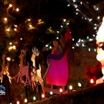 Christmas Decorations Lights Lighting Bermuda December 2011-1-22