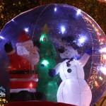 Christmas Decorations Lights Lighting Bermuda December 2011-1-27