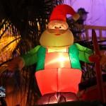 Christmas Decorations Lights Lighting Bermuda December 2011-1-28