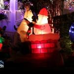 Christmas Decorations Lights Lighting Bermuda December 2011-1-29