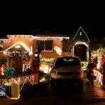 Christmas Decorations Lights Lighting Bermuda December 2011-1-3