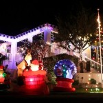 Christmas Decorations Lights Lighting Bermuda December 2011-1-33