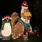 Christmas Decorations Lights Lighting Bermuda December 2011-1-49