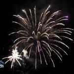 Fireworks At 2011 Boat Parade Hamilton Harbour Bermuda December 10 2011-1-18