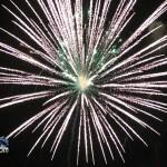 Fireworks At 2011 Boat Parade Hamilton Harbour Bermuda December 10 2011-1-2
