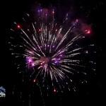 Fireworks At 2011 Boat Parade Hamilton Harbour Bermuda December 10 2011-1-20