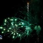 Fireworks At 2011 Boat Parade Hamilton Harbour Bermuda December 10 2011-1-21