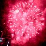 Fireworks At 2011 Boat Parade Hamilton Harbour Bermuda December 10 2011-1-24