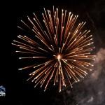 Fireworks At 2011 Boat Parade Hamilton Harbour Bermuda December 10 2011-1-25