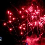 Fireworks At 2011 Boat Parade Hamilton Harbour Bermuda December 10 2011-1-27