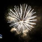 Fireworks At 2011 Boat Parade Hamilton Harbour Bermuda December 10 2011-1-31
