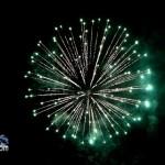 Fireworks At 2011 Boat Parade Hamilton Harbour Bermuda December 10 2011-1-32