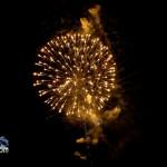 Fireworks At 2011 Boat Parade Hamilton Harbour Bermuda December 10 2011-1-34