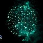 Fireworks At 2011 Boat Parade Hamilton Harbour Bermuda December 10 2011-1-35