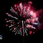 Fireworks At 2011 Boat Parade Hamilton Harbour Bermuda December 10 2011-1-37