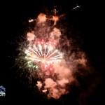 Fireworks At 2011 Boat Parade Hamilton Harbour Bermuda December 10 2011-1-38