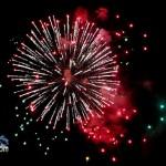 Fireworks At 2011 Boat Parade Hamilton Harbour Bermuda December 10 2011-1-39
