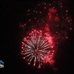 Fireworks At 2011 Boat Parade Hamilton Harbour Bermuda December 10 2011-1-4