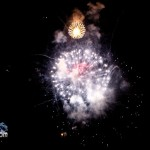 Fireworks At 2011 Boat Parade Hamilton Harbour Bermuda December 10 2011-1-40