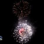 Fireworks At 2011 Boat Parade Hamilton Harbour Bermuda December 10 2011-1-41