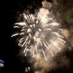 Fireworks At 2011 Boat Parade Hamilton Harbour Bermuda December 10 2011-1-43