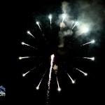 Fireworks At 2011 Boat Parade Hamilton Harbour Bermuda December 10 2011-1-44
