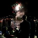 Fireworks At 2011 Boat Parade Hamilton Harbour Bermuda December 10 2011-1-45
