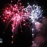 Fireworks At 2011 Boat Parade Hamilton Harbour Bermuda December 10 2011-1-47