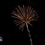 Fireworks At 2011 Boat Parade Hamilton Harbour Bermuda December 10 2011-1-6